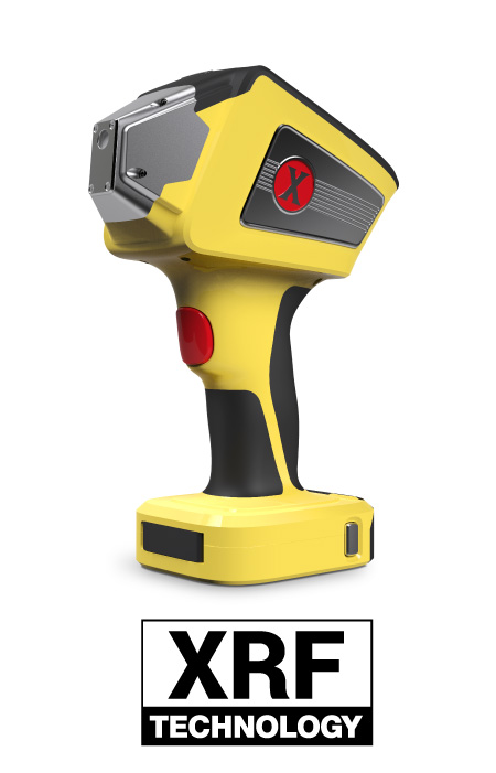 SciAps X - XRF technology