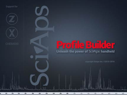 Profile Builder Screenshot