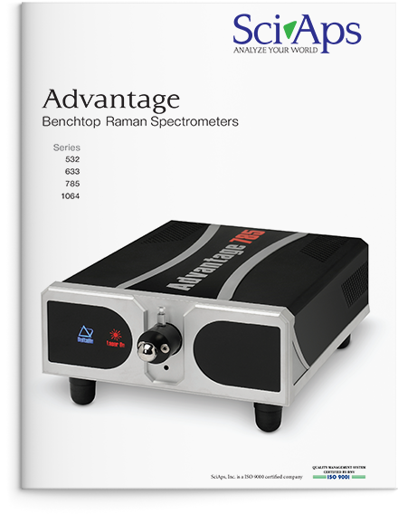 Advantage Series Brochure Cover