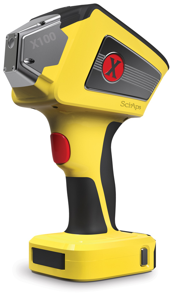 SciAps X-100 - XRF Analyzer