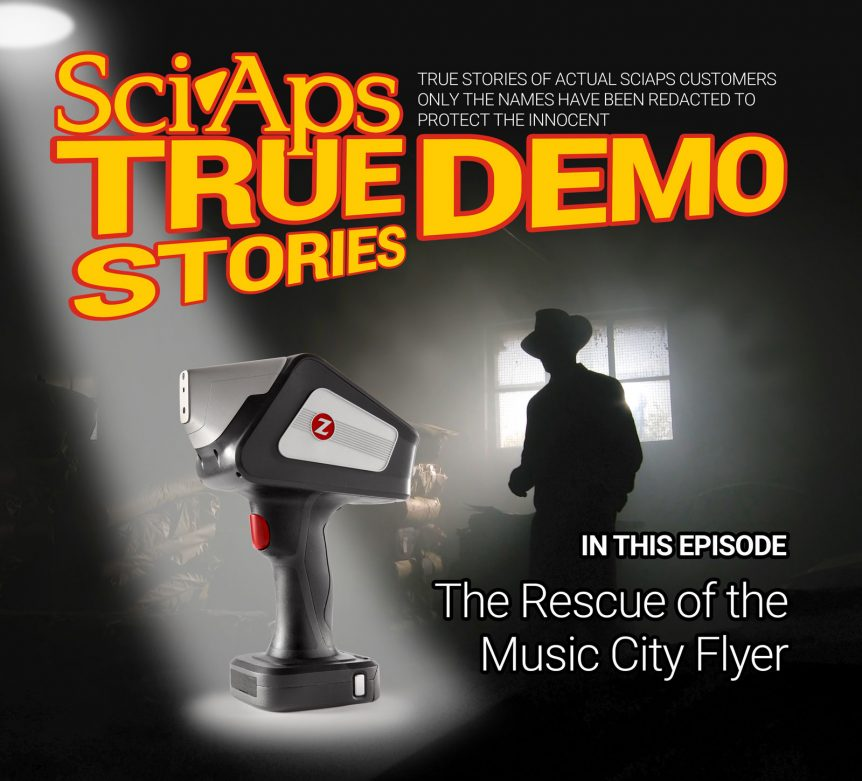 True Demo Stories, Episode 4: The Rescue of the Music City Flyer