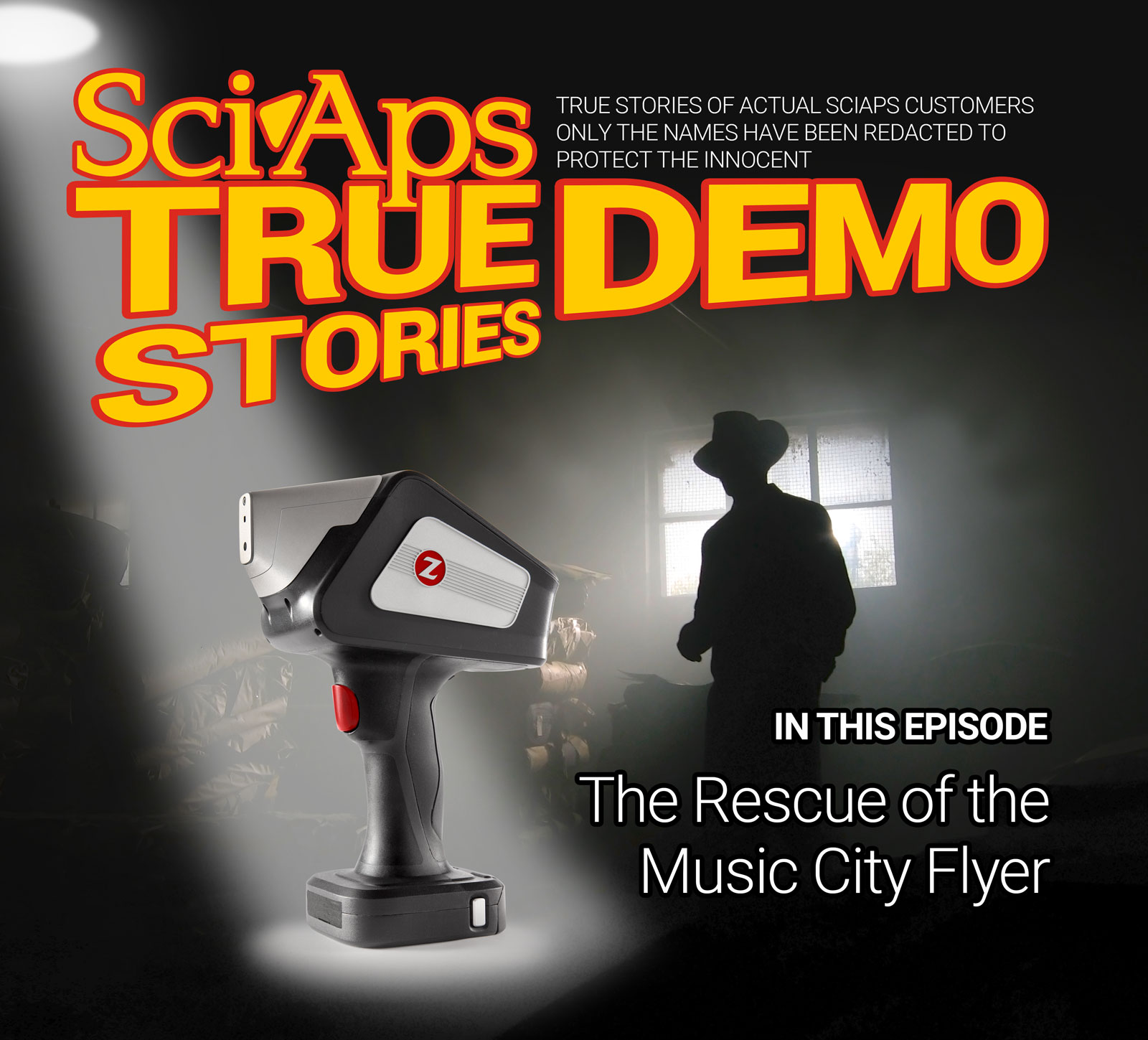 True Demo Stories: The Rescue of the Music City Flyer