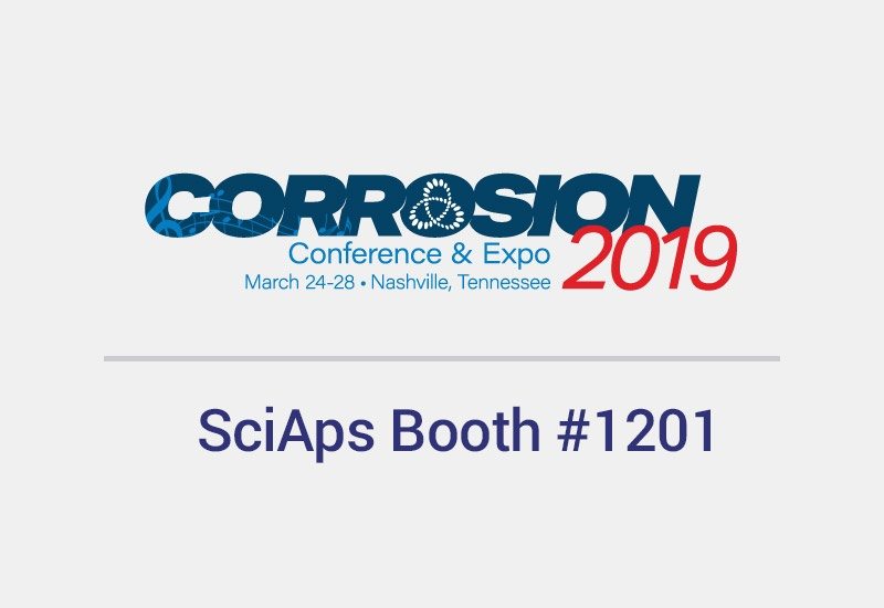 NACE Corrosion 2019 - Booth #1201