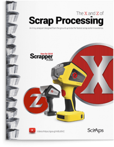 The X and Z of Scrap Processing brochure