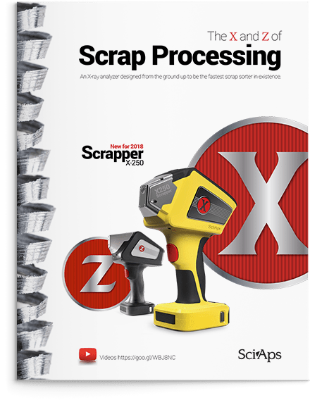 The X and Z of Scrap Processing
