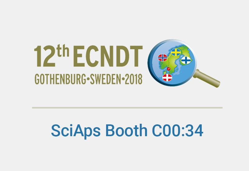 ECNDT 2018 Booth C00:34