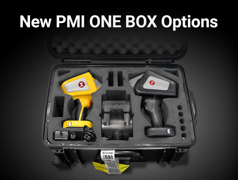 New PMI ONE BOX Options