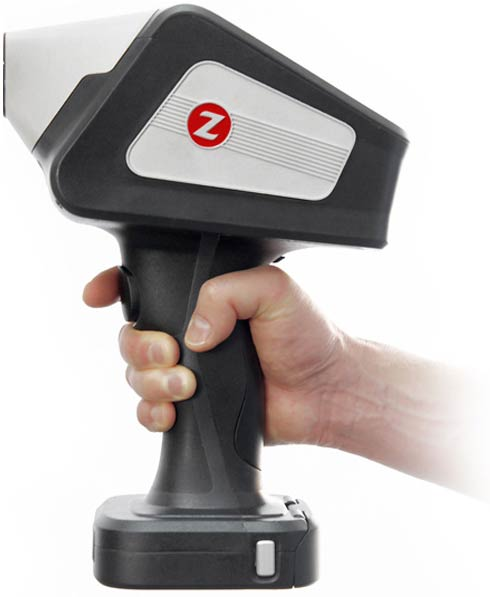 The Z is well-balanced, with a specially designed ergonomic grip
