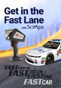 Get in the fast lane with SciAps