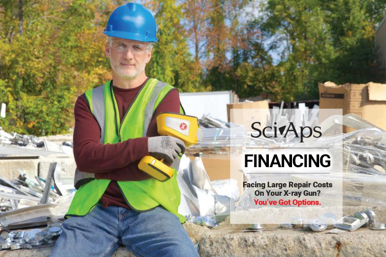 SciAps Financing and Leasing
