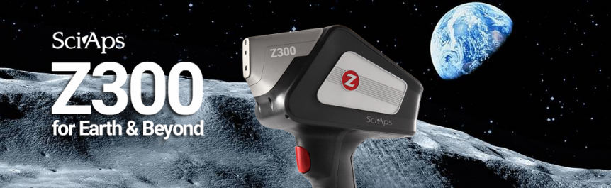 SciAps Z300 for Earth & Beyond