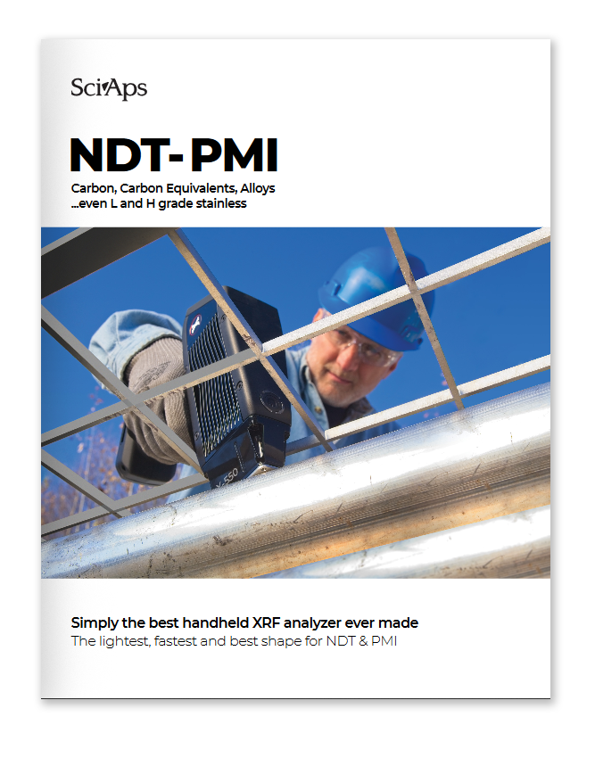 NDT-PMI Product Brochure