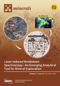 Minerals cover image