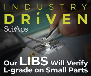 Industry Driven L grade verification for small parts